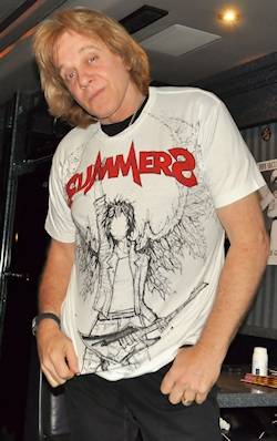 Eddie Money in Summers T Shirt
