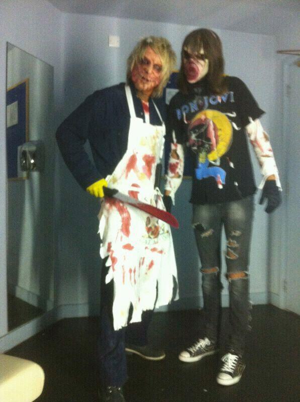 Halloween. Crash Summers & Ricky Summers