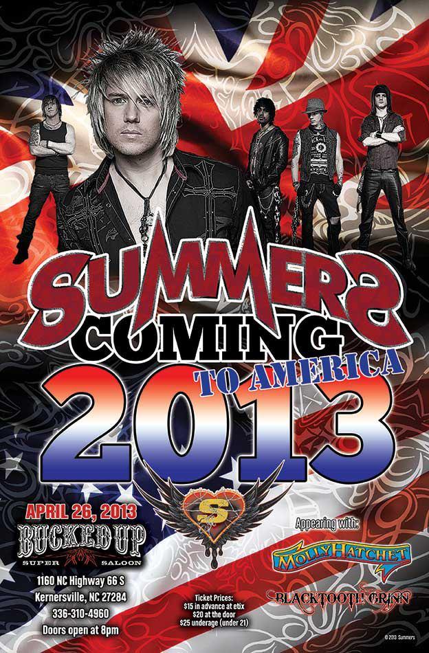 4-26 Concert Poster