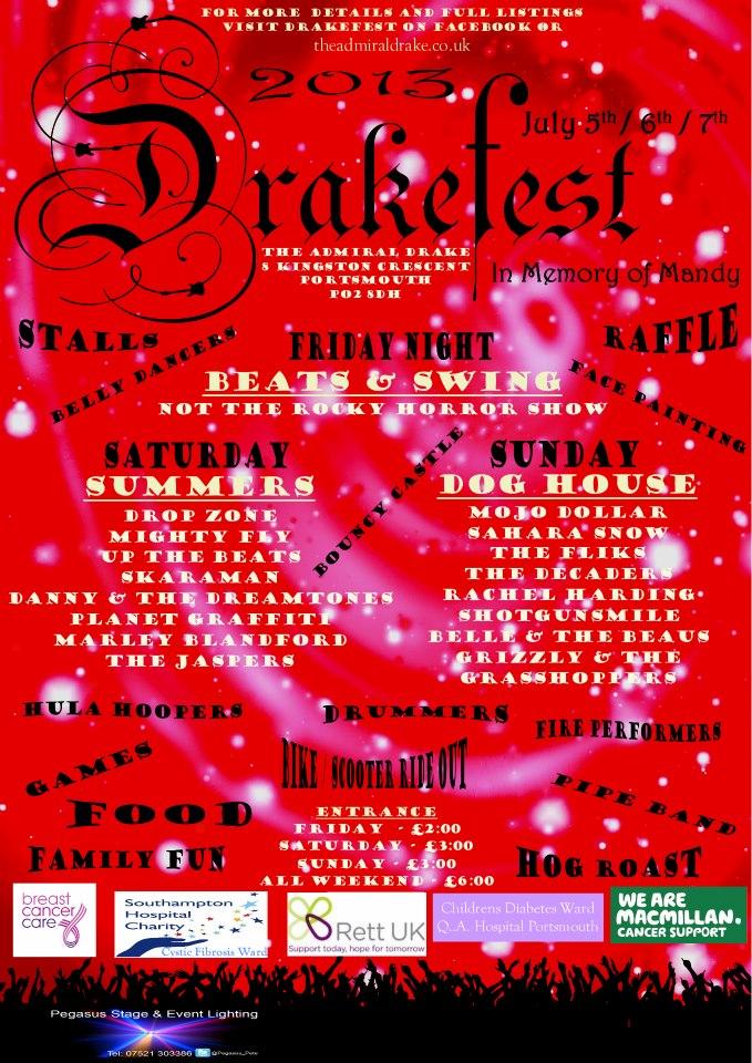Drakefest 2013
